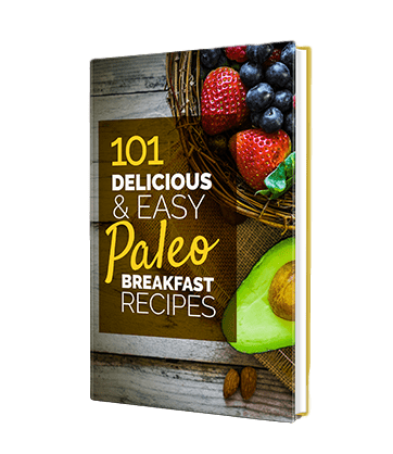 Book Of 101 Easy Paleo Breakfast Recipes