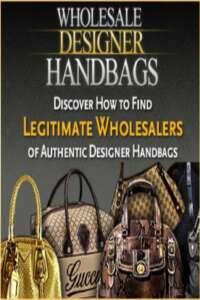 Wholesale Designer Handbags Discount Designer Handbags