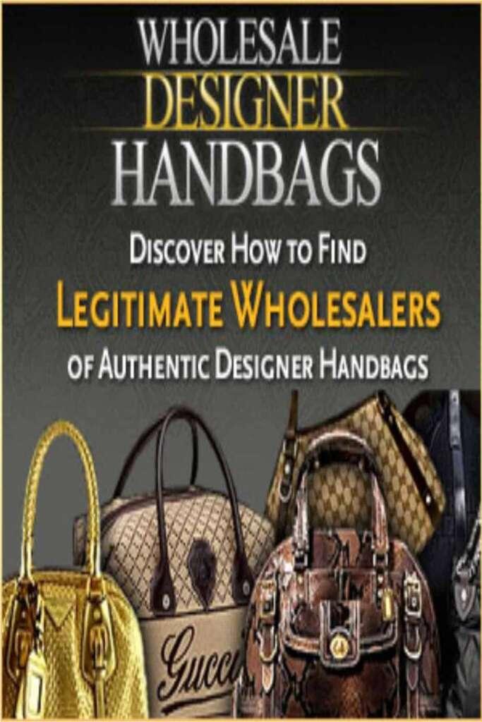 Designer Handbags - Discount Prices