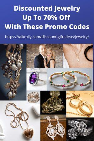 Free Jewelry Promo Codes