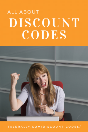 Get Excited About Discount Codes