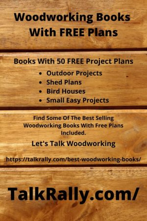 Get Free Project Plans With These Woodworking Books