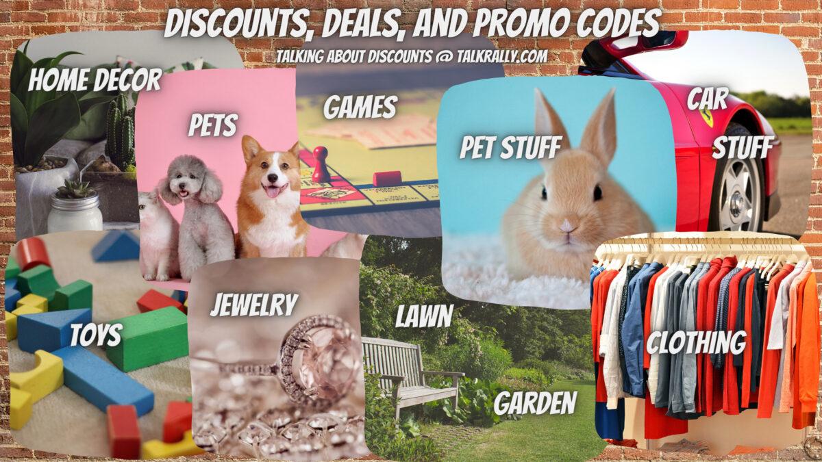 Discount Codes Blog Banner
