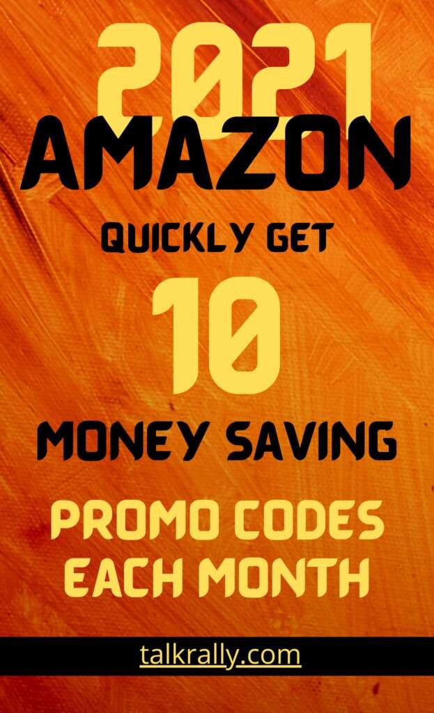 2021 Amazon Promo Codes
